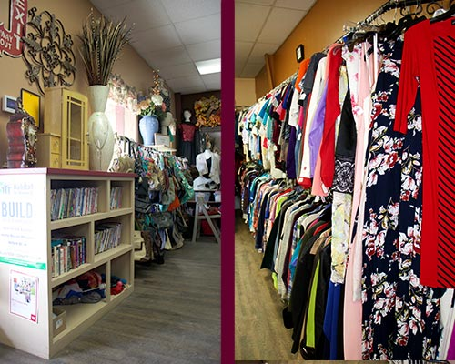 Ravalli Services Thrift Store Books and Clothing