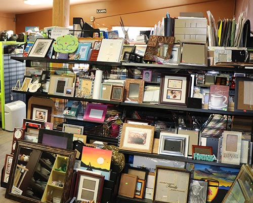 Ravalli Services Thrift Store Picture Frames